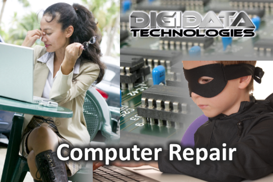 Computer Repair in Zapata, TX